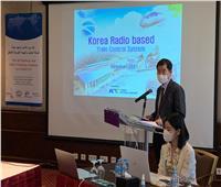 تدريب مهندسي السكك الحديدية على استخدام التكنولوجيا الكورية
