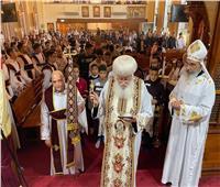 الاحتفال بالعيد السادس والثلاثون لتأسيس أول كنيسة قبطية في هولندا