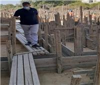 إنشاء وحدتين صحيتين بقورص وأبو رقبة ضمن مبادرة «حياة كريمة» بالمنوفية