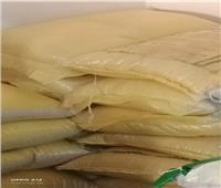 ضبط مصنع لتعبئة و تغليف المواد الغذائية بدون ترخيص بالاسكندرية