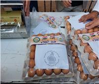 «الزراعة» تطرح طبق البيض بـ45 جنيهًا في منافذها