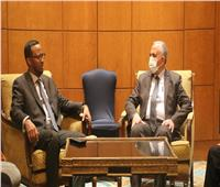 الرى: دعم مصرى فى مجال انشاء سدود حصاد مياه الامطار بالصومال