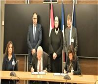 بروتوكول تعاون بين المجلس التصديري للملابس واتحاد الصناعات النسيجية الفرنسي