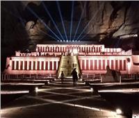 «أنشودة آمون» أيقونة الكرنفال الفرعوني في الأقصر