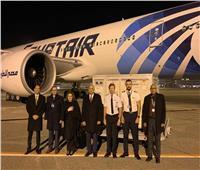سفيرنا في المجر يشهد شحن 250 الف جرعة لقاح استرازينكا هدية لمصر