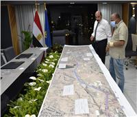 محافظ أسوان يعلن عن إنشاء محور مروري جديد بتكلفة 650 مليون جنيه