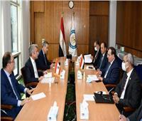 وزير البترول: نسعى لدعم الأشقاء اللبنانيين بالغاز لتخطي أزمة الطاقة