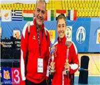 بطلة مصرية تصل للعالمية بعد الفوز بذهبية «البحر المتوسط»| فيديو