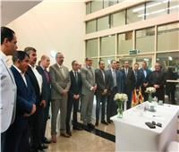 وزير القوى العاملة يلتقي المصريين في قطر