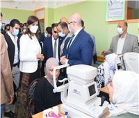 وزيرة الهجرة: تنظيم 70 قافلة طبية ضمن مبادرة«مراكب النجاة»