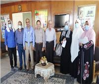 انطلاق الحملة القومية للقضاء على «الديدان المعوية» بشمال سيناء