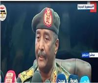 «البرهان»: الخلافات السياسية بالسودان عرقلت استكمال الهياكل الدستورية