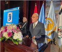 رئيس جامعة طنطا:الجمهورية الجديدة العبور الثاني لمصر