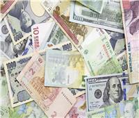 أرتفاع جماعي لأسعار العملات الأجنبية مقابل الجنيه بختام تعاملات اليوم