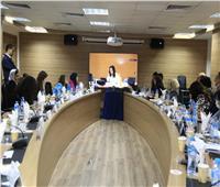 مايا مرسى تكشف جهود مصر نحو المرأة ذات الهمة