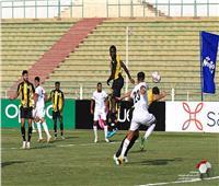 الدوري المصري| المقاولون يحصد أول 3 نقاط بهدف اوكلي