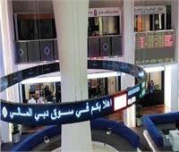 ارتفاع مؤشرات بورصة دبي فى الختام وتربح 0.45 نقطة