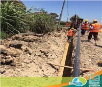 وزير الإسكان يتابع الموقف التنفيذي لمشروعات مياه الشرب والصرف الصحي بالمبادرة الرئاسية «حياة كريمة»