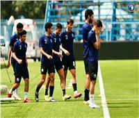 الدوري المصري| بيراميدز يتقدم علي المقاصة في الشوط الأول