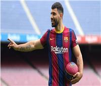 الدوري الإسباني| أجويرو أساسياً في موقعة برشلونة وفاليكانو