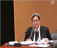 مساعد وزير العدل: نوضح جهود الدولة المصرية في ملف المرأة والمناصب القضائية