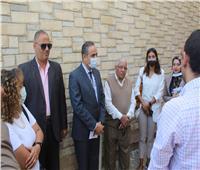 افتتاح مركز التأهيل المجتمعيبالبحيرة