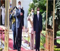 تقرير : أهم المحطات فى العلاقات المصرية الرومانية |فيديو