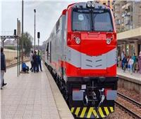 السكة الحديد: 90 دقيقة تأخير بالقطارات على خط «القاهرة - الإسكندرية»