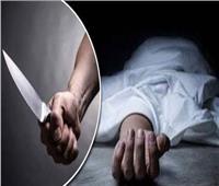 معاينة موقع حادث قتل رجلوزوجته داخل مسكنهما بمطروح