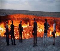 حكايات| «باب جهنم».. نار تركمانستان المشتعلة منذ 50 عامًا