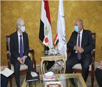 الوزير: لدينا فرص استثمارية ونتطلع لزيادة التعاون مع الشركات اليابانية