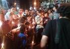 صور| تشييع »جثامين« شهداء حادث طنطا بالهتافات الوطنية والزغاريد