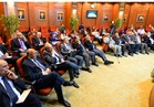 المشاركون بمؤتمر  تطوير التعليم: نسعى لوضع حلول أمام متخذ القرار