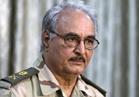 حفتر يبحث في تونس مسار التسوية السياسية للازمة الليبية