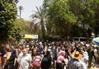 إقبال كبير على حدائق الزراعة احتفالا بشم النسيم
