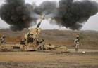 قوات التحالف تدمر دبابات للحوثيين في معسكر خالد