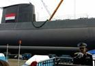 """بالفيديو..وصول الغواصة الألمانية """"تايب 209"""" إلى الإسكندرية لتنضم للقوات البحرية"""