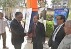 محافظ المنيا يفتتح المعرض السادس لمستلزمات ومعدات الدواجن والماشية