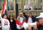 فيديو..المصريون في أمريكا يعلنون دعمهم لـ«السيسي» في مواجهة الإرهاب