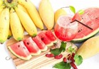 «الموز والبطيخ والحليب البارد» يخلصك من الحموضة