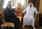 وزير الثقافة الإماراتى: مصر أرض السلام ومهد الحضارات
