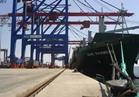 ميناء غرب بورسعيد يستقبل 30 سفينة و3364 طن حديد