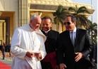 رئيس الطائفة الإنجيلية: بابا روما بعث برسالة طمأنة للعالم