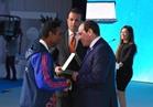 الرئيس الاقليمى  للاولمبياد الخاص :تكريم الرئيس السيسى للاعبى الاولمبياد الخاص  وسام على صدر 3 مليون معاق فكرى فى مصر