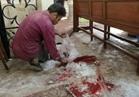المحام العام لنيابة أمن الدولة يصل موقع حادث كنيسة طنطا