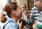 الصور الأولى من موقع حادث انفجار  كنيسة مارجرجس بطنطا