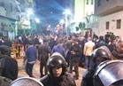صور| وصول 7 جثامين من ضحايا التفجير لدفنهم بكنيسة مارجرجس بطنطا