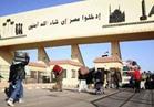 عودة 450 مصريا ووصول 155 شاحنة من ليبيا عبر منفذ السلوم
