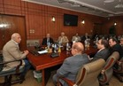 """""""رجال الأعمال"""" توقع بروتوكول مع محافظ بورسعيد لترويج الفرص الاستثمارية"""