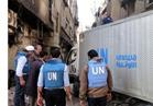 """""""الأونروا"""": الوضع في غزة محزن ومأساوي جدا"""